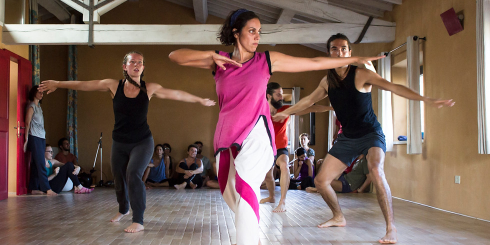 Ashtanga Yoga & Kalaripayattu workshop - estate 2019