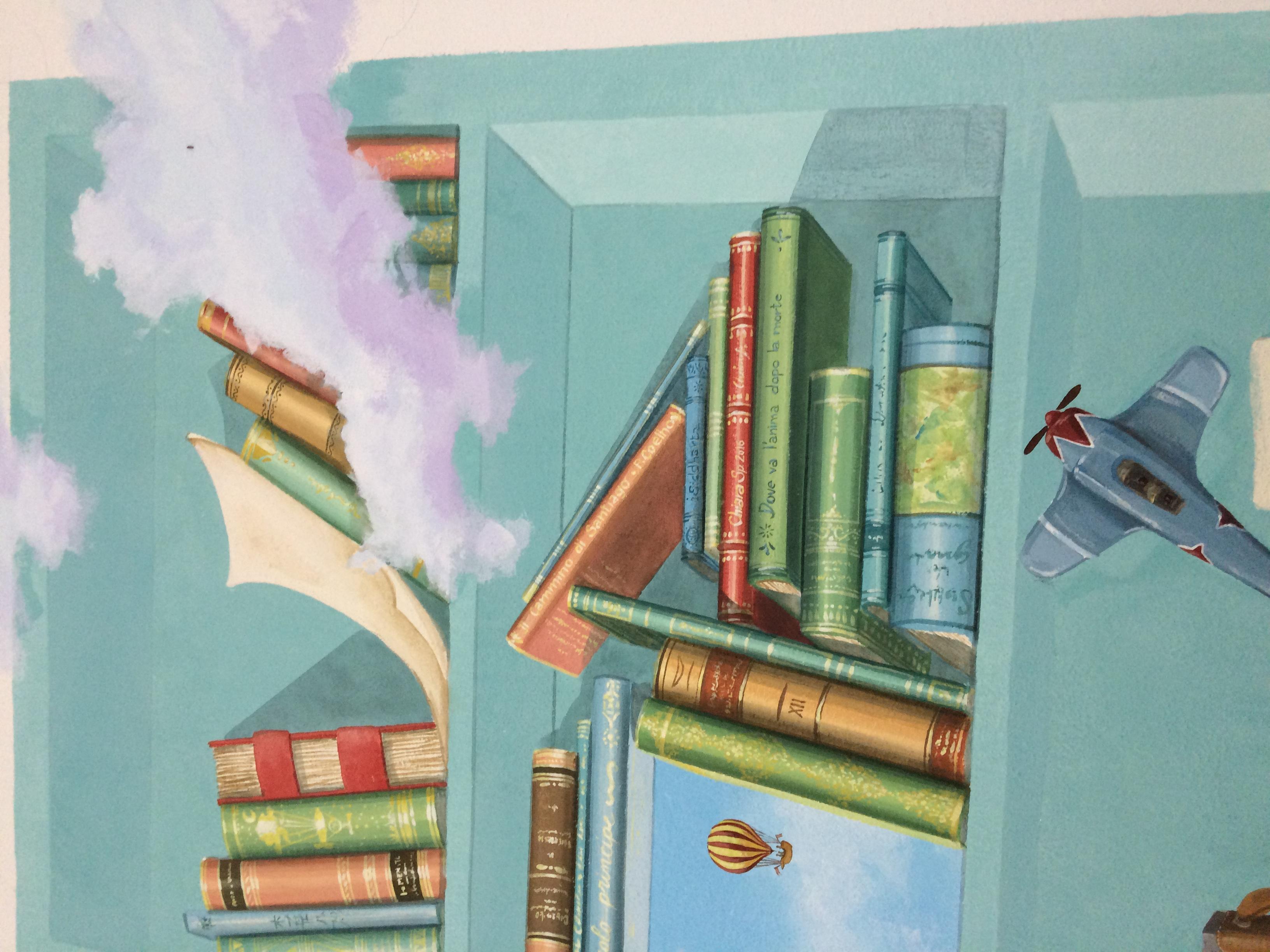 libreria Volante, Cesenatico 2018
