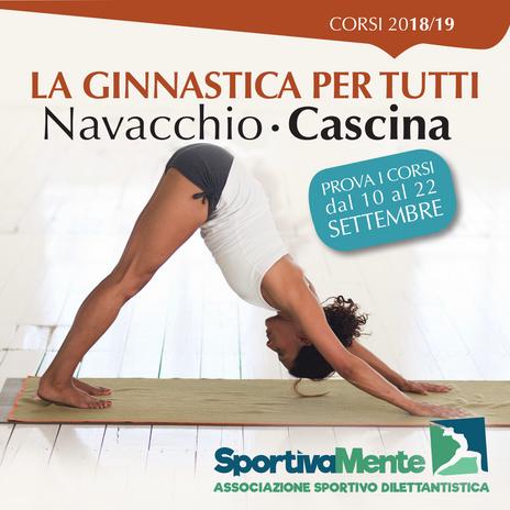 Sportivamente - Pisa - Anno 2018