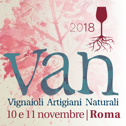 Vignaioli Artigiani Naturali - Roma - Anno 2018