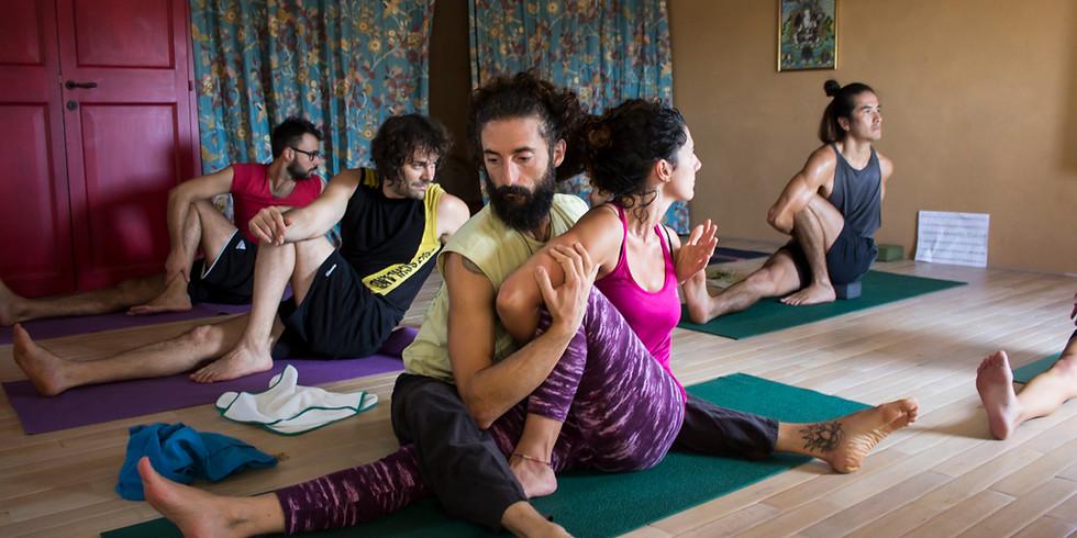Ashtanga yoga workshop - Estate 2019