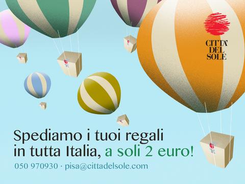 Città del Sole - Pisa - Anno 2019