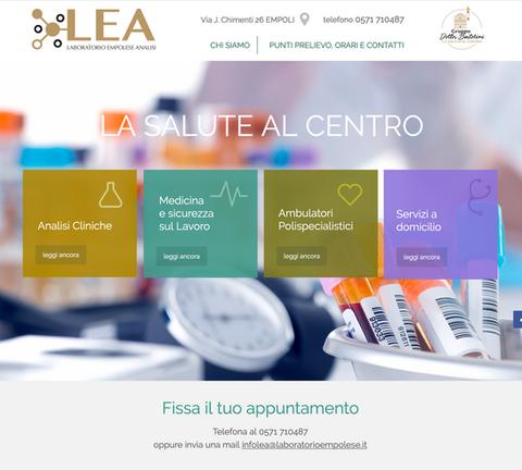 LEA - Empoli (FI) - Anno 2019