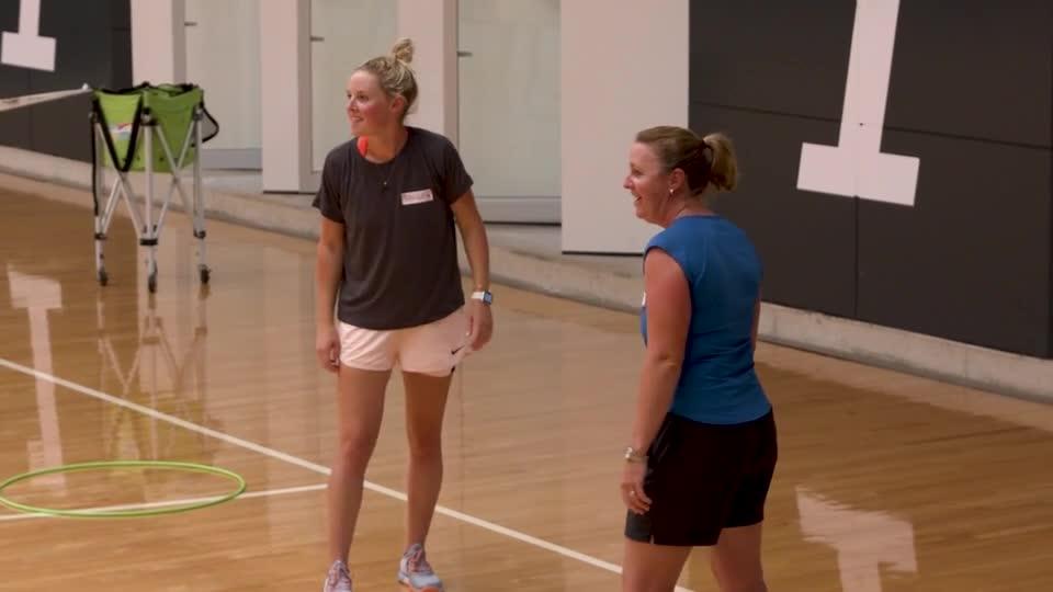 Tennis NSW SHEroes Program Launch