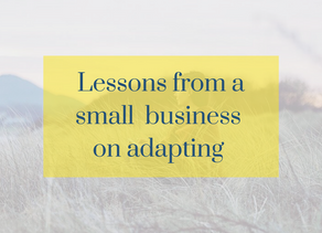 Lessons from a small Scottish business on adapting during covid-19