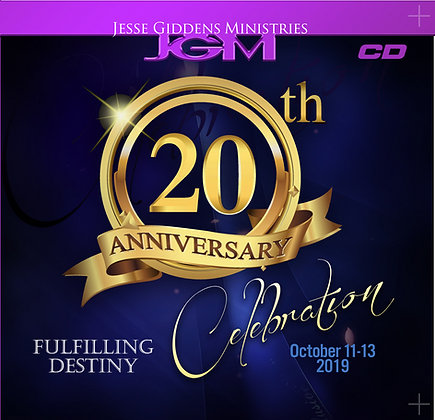 20TH ANNIVERSARY CELEBRATION CD