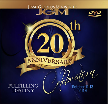 20TH ANNIVERSARY CELEBRATION DVD