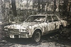 Un taxi à New-York