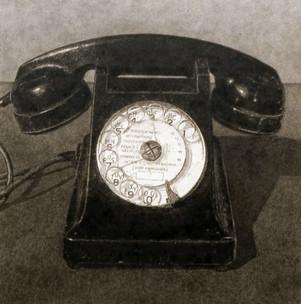 Le téléphone noir