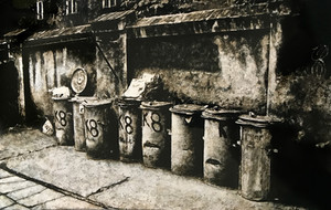 Les poubelles
