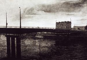 Le pont d'Alfortville