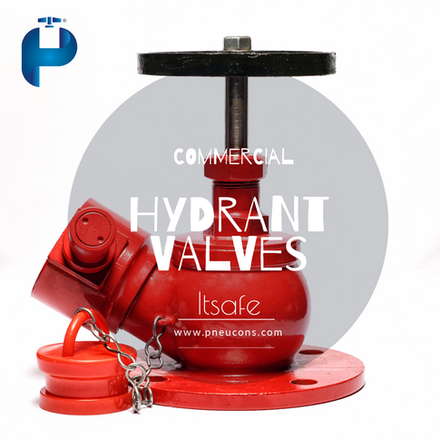 Commercial Hydrant Valves