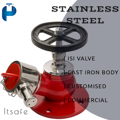 Stainless Steel - Hydrant Valves