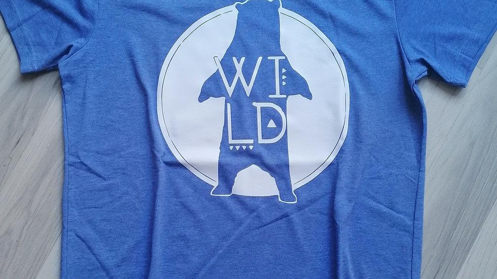 Tee-shirt WILD by MEN&MOUNTAIN