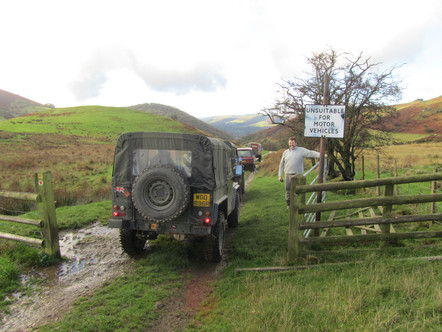 Monthly greenlaning anyone?