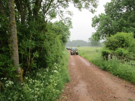 Wet and wild in Warwickshire