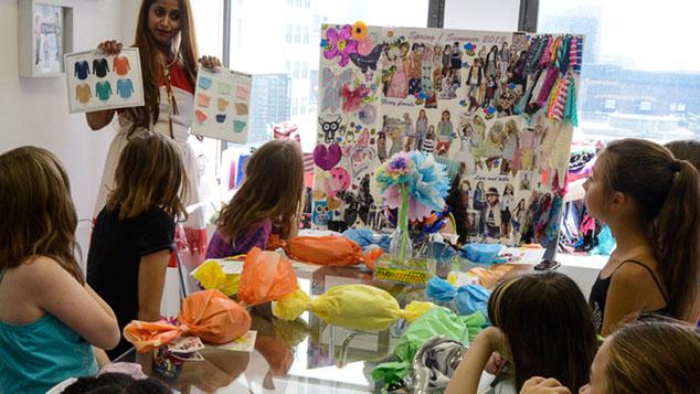Summer Fashion Camp