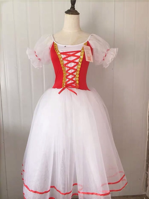Country dance costume (6-9 years old)