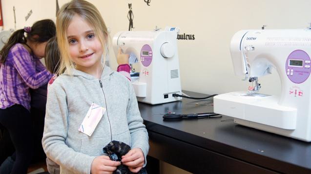 Fall Sewing Classes begin in Septemb