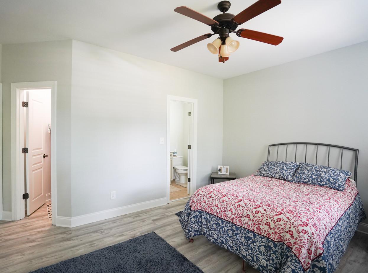 In-law Suite - Bedroom