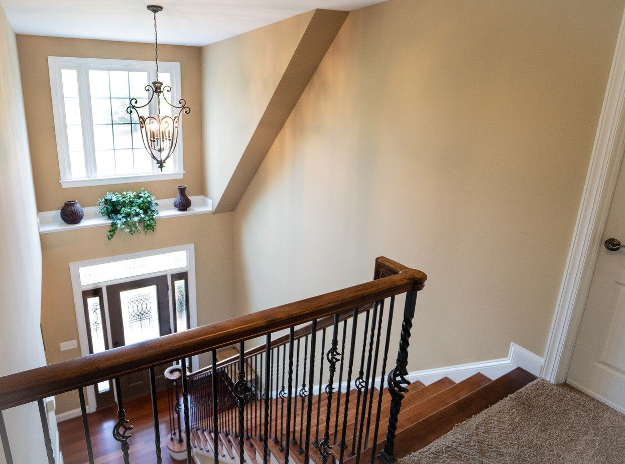 View - Top Of Stairs