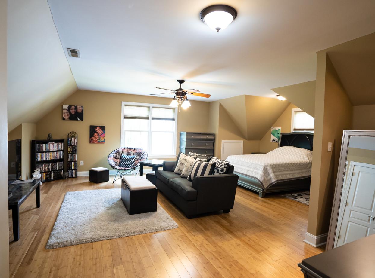 2nd Floor Bedroom #3 Master Bedroom
