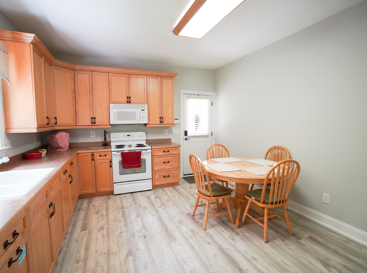 In-law Suite - Kitchen