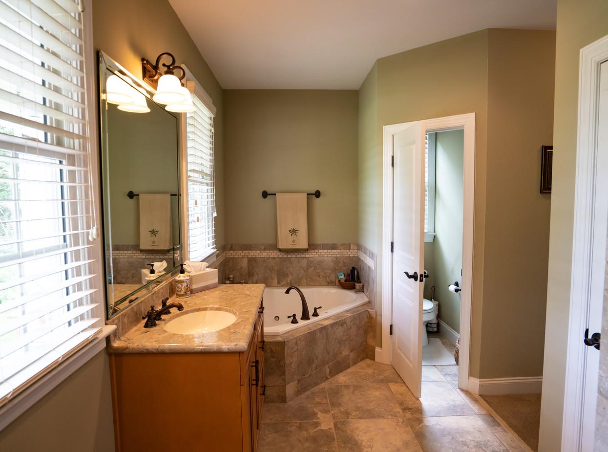 Master Bathroom 1st Floor