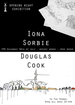 Iona Sorbie & Douglas Cook