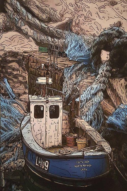 Ben Shermans boat