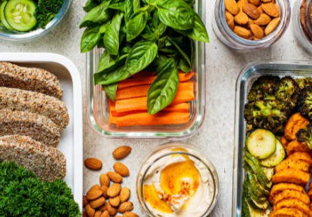 Meal Prepping Tips and Tricks!