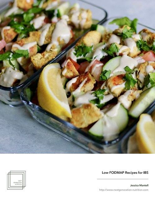 Low FODMAP Recipes for IBS