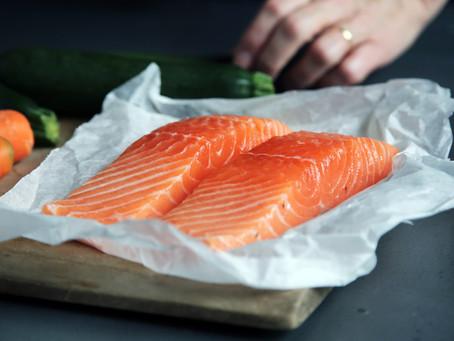 Orange Salmon