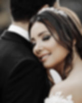 close-up-of-smiling-bride-with-her-eyes-