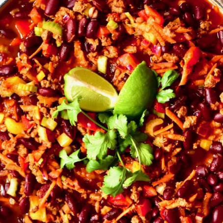 Weeknight Chili Recipe