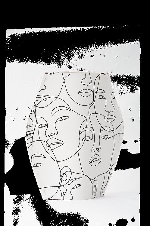 SIWA Vase - White