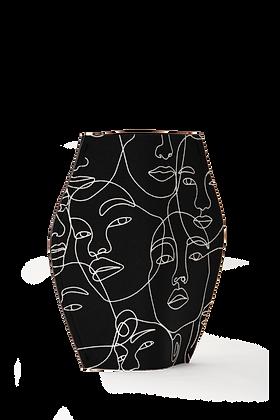 SIWA Vase - Black
