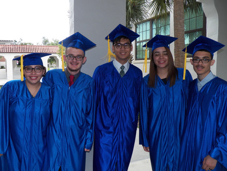 CFLA: Hyde Orlando Graduates Third Amazing Class of Seniors
