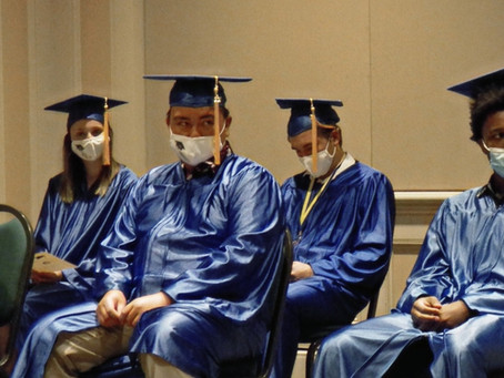 Congratulations to the CFLA Graduating Class of 2021!