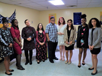 National Honor Society and National Junior Honor Society Tap New Members