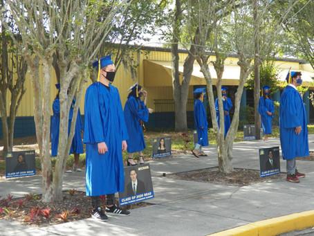 Congratulations 2020 CFLA Graduates!
