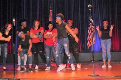Annual Performing Arts Show Includes Amazing Performances