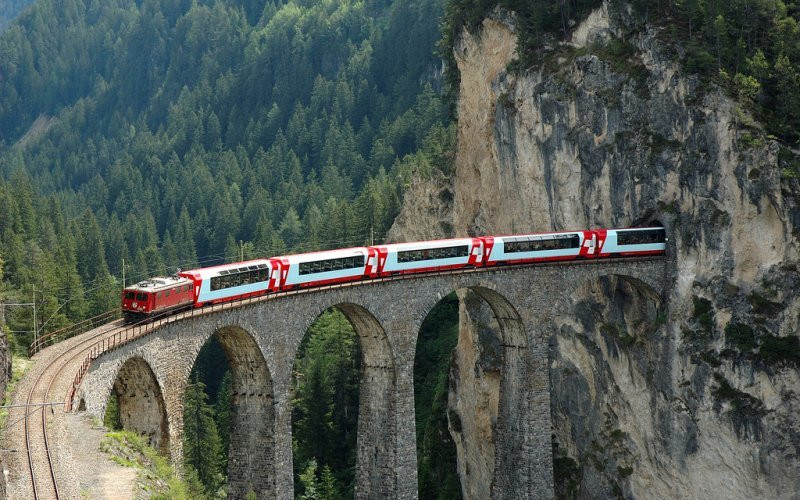 Slowest train in the world