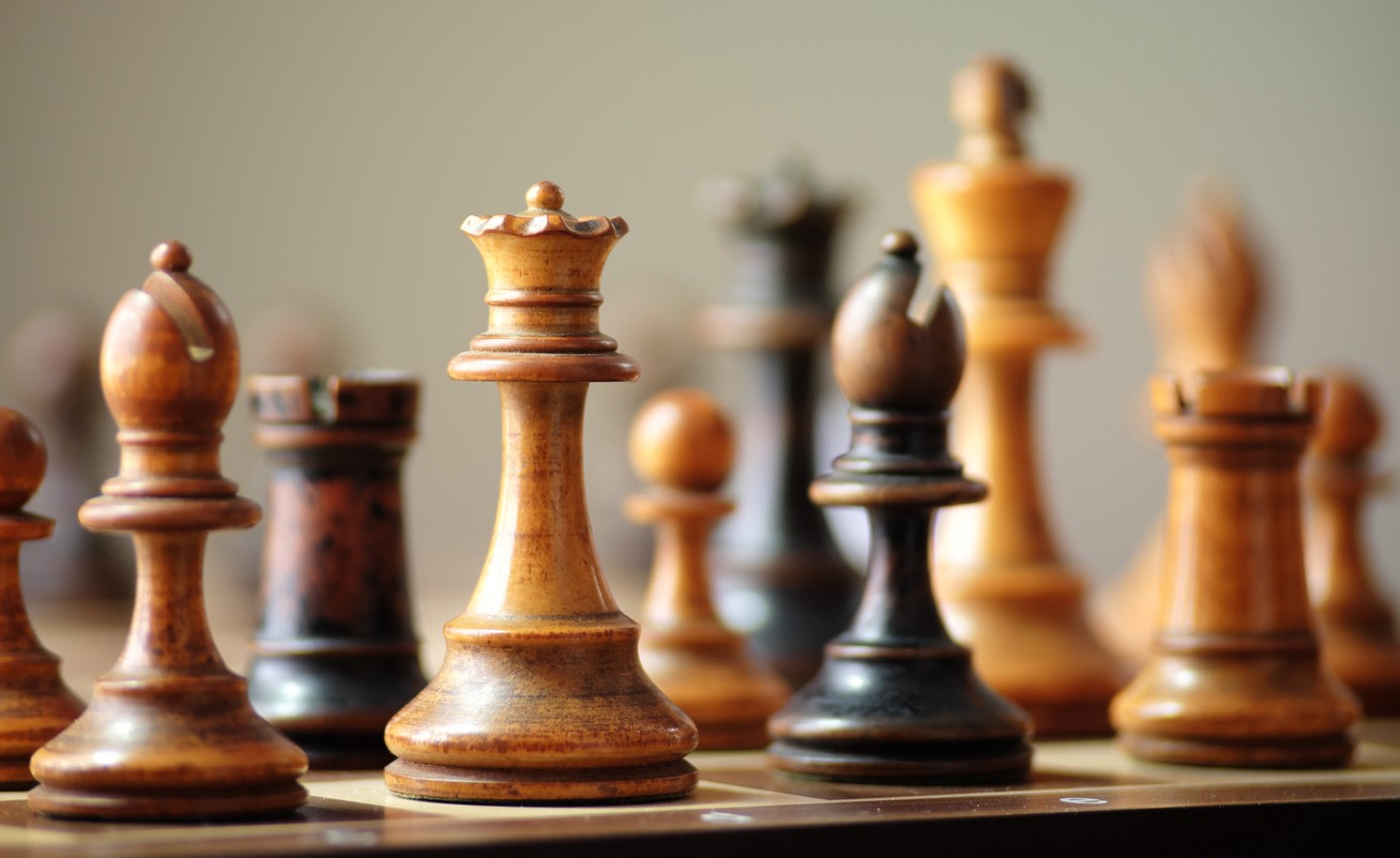 Genesis of Chess