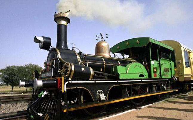 Oldest working train