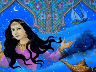Sherazade: As marcas das mil e uma noites
