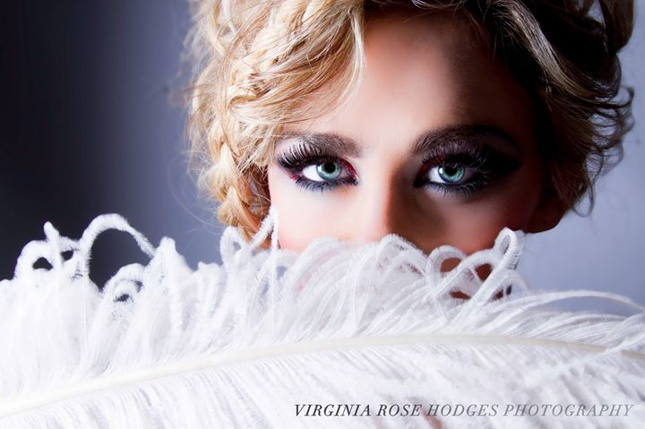 Model_ Leanna MUAH_ Toné Jackson Photography by _ Virginia Hodges Assistant_ Luke Loy Designer_ Jena