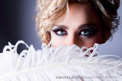 Model_ Leanna MUAH_ Toné Jackson Photography by _ Virginia Hodges Assistant_ Luke Loy Designer_ Jena