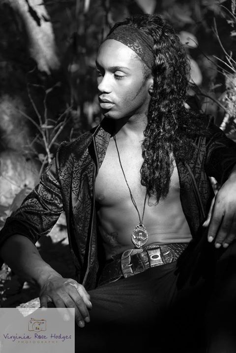 Tribal shoot with Model_ Toné Jackson Photographer Virginia Rose Hodges Photography