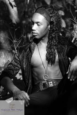 Tribal shoot with Model_ Toné Jackson Photographer Virginia Rose Hodges Photography